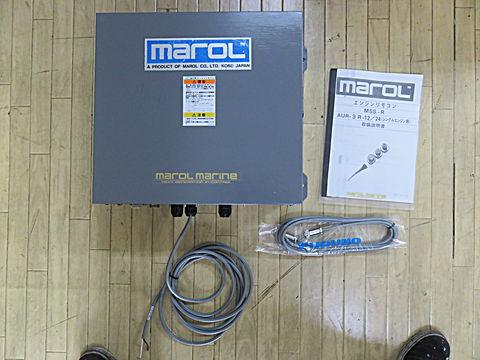 マロール エンジンリモコン MSS-R−24