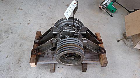 油圧クラッチ PH-16H