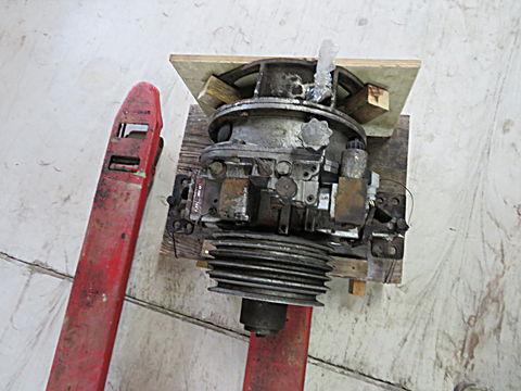 山本機工 油圧クラッチ YM型 PHD40SM
