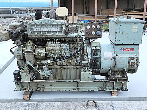 タイヨー 発電機 100KVA