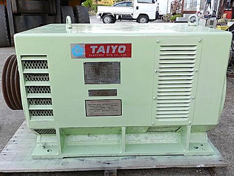 タイヨー ブラシレス 発電機 50KVA