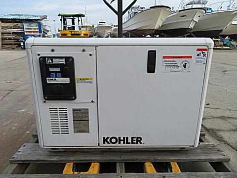 6KW KOHLER 発電機