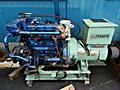 GENERATOR/Diesel 40KVA