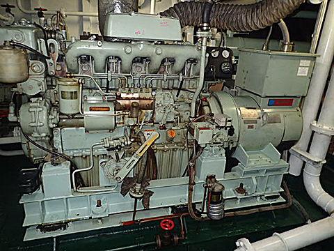 大洋 発電機 60KVA