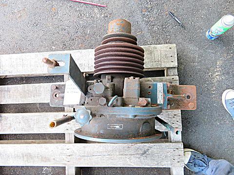 山本機工 油圧クラッチ YM型 PHD50SM