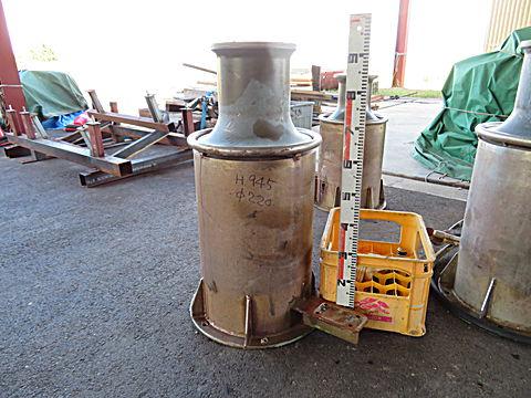 大型 油圧キャプスタン