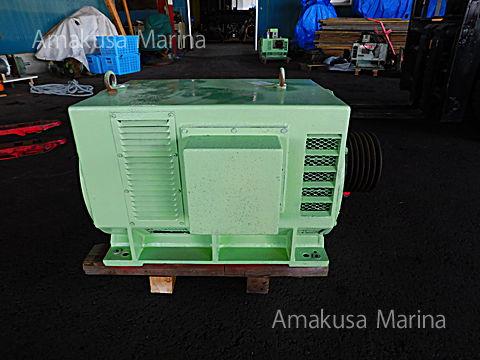大洋 発電機 40KVA