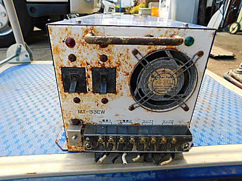 拓洋 メタルハライドランプ用 安定器 3KW MT-33-EW
