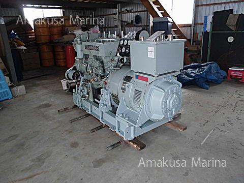 発電機 4HAL2-TN1 130KVA