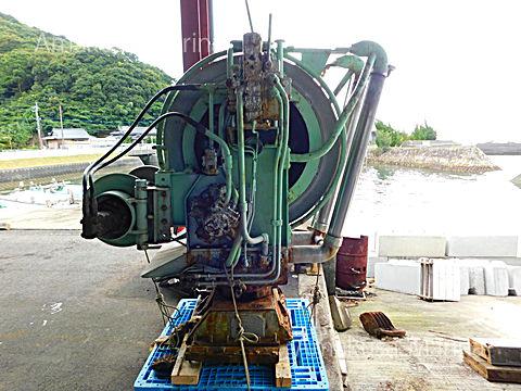 油圧式 ネットローラー