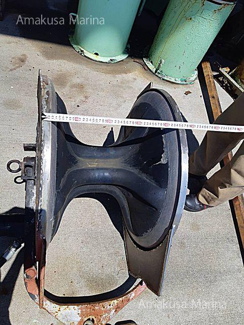 油圧式 網サバキ