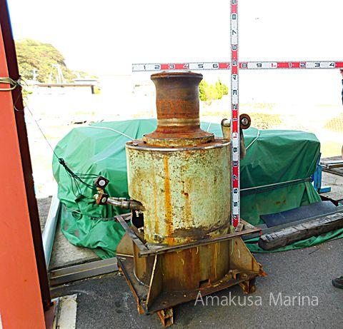 油圧 大型キャプスタン