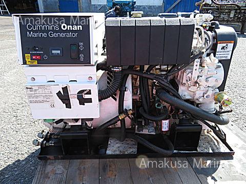 オナン 9KW 発電機