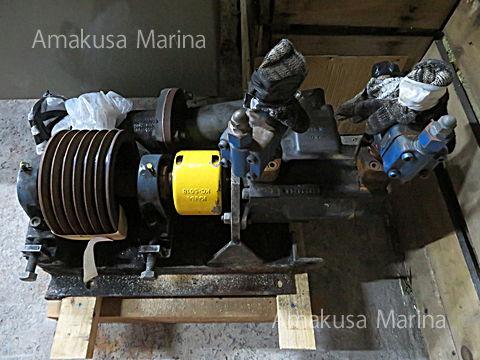 油圧ポンプ (北海道)