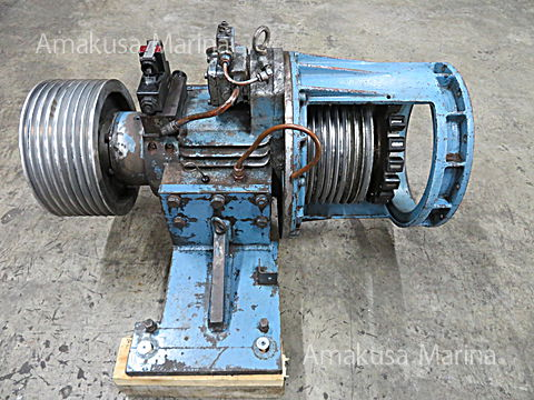油圧クラッチ 神鋼電機 HU-120 (北海道)
