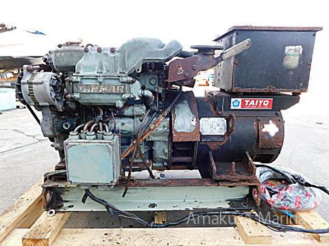 ヤンマー 発電機 25KW