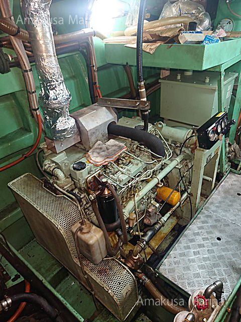 発電機 60kva FEG60S