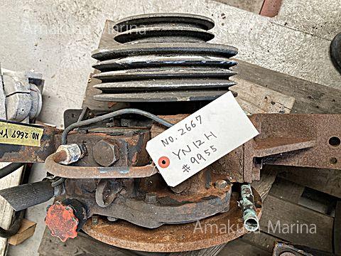 山本機工(ヤマキ)NY型油圧式多板クラッチ YN 12H