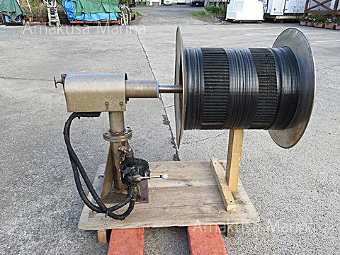 油圧式 ネットローラー (切り替え弁付き)