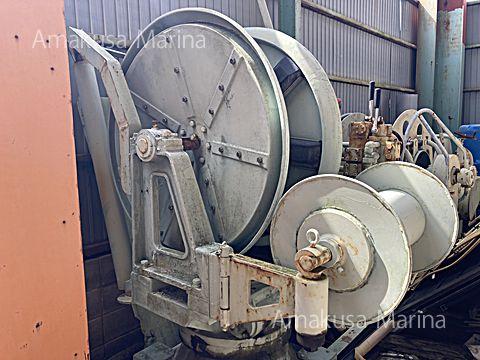 油圧式ネットローラー