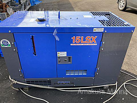 ブラシレス交流発電機 TLG-15LSX