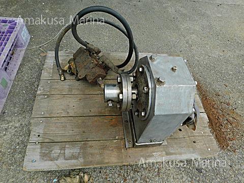 カワカミ 油圧巻き機 075T