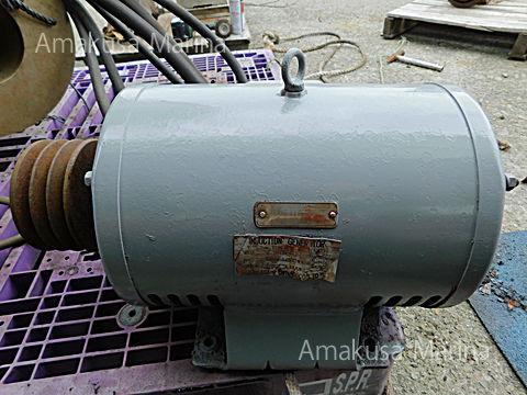 カワサキダイナック 発電機