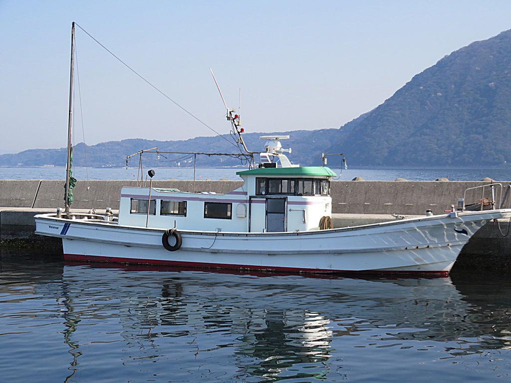 ヤンマー DA48F 7.3トン