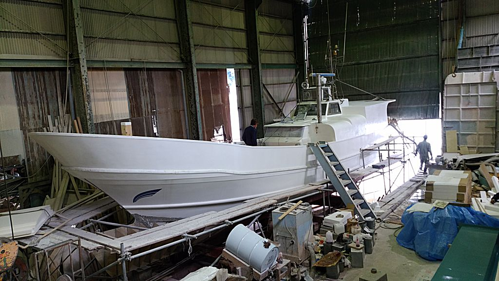 DY-53 改造工事