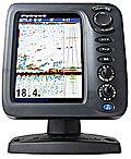 5.7型 デジタル魚探 FCV-628